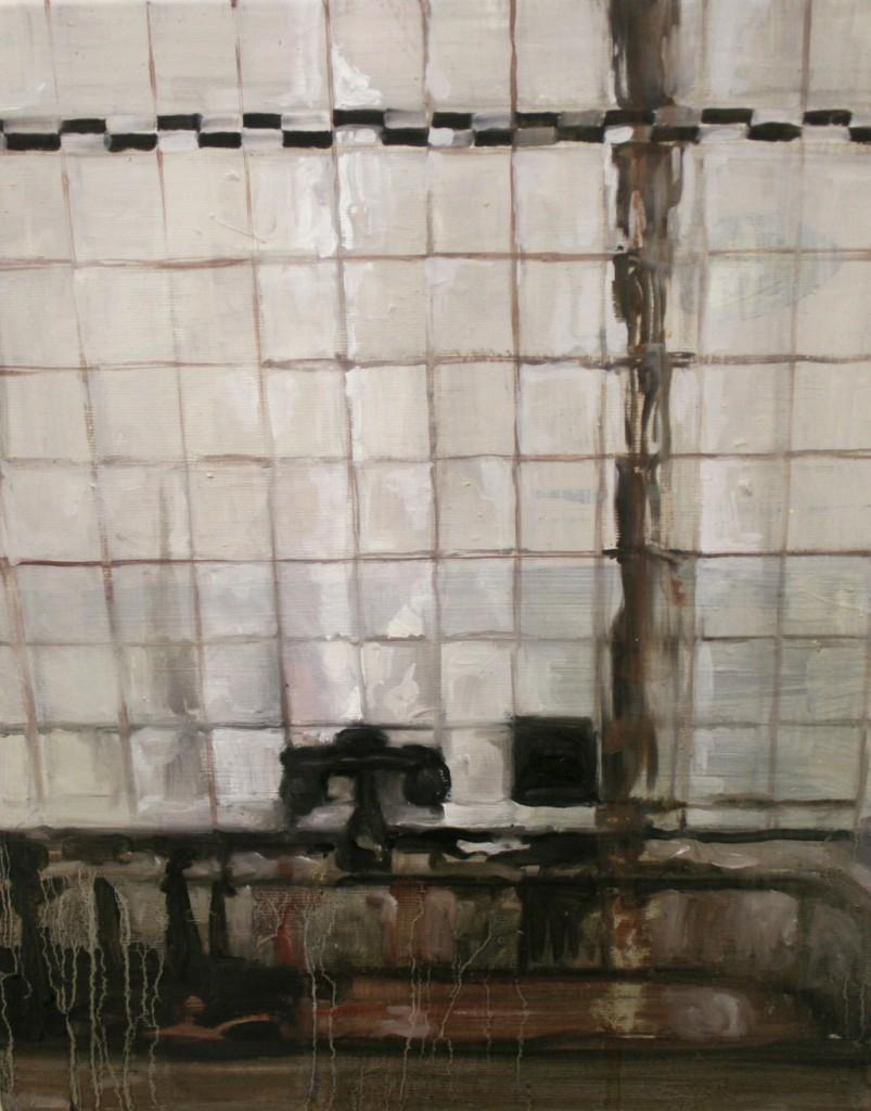 193_Vasca da bagno al Diurno Venezia_30x40 cm