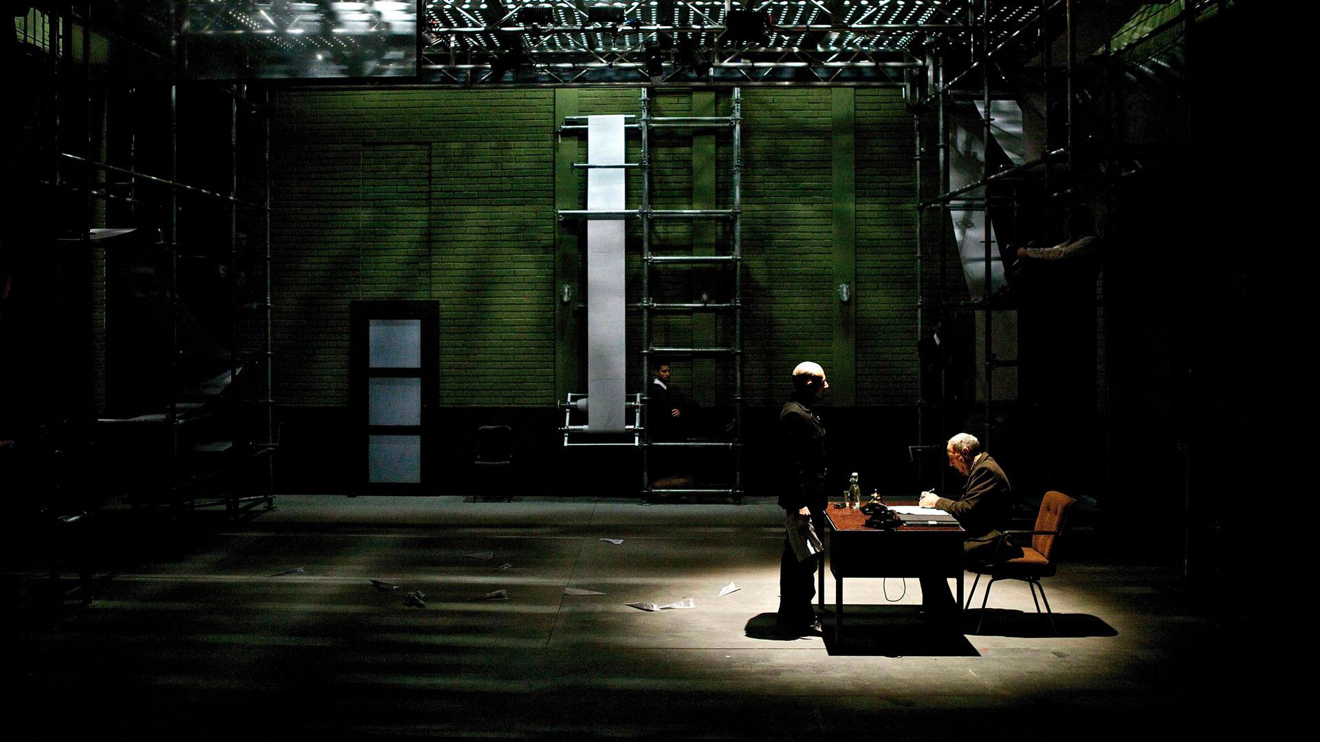 rosa bianca, Teatro Stabile di Bolzano